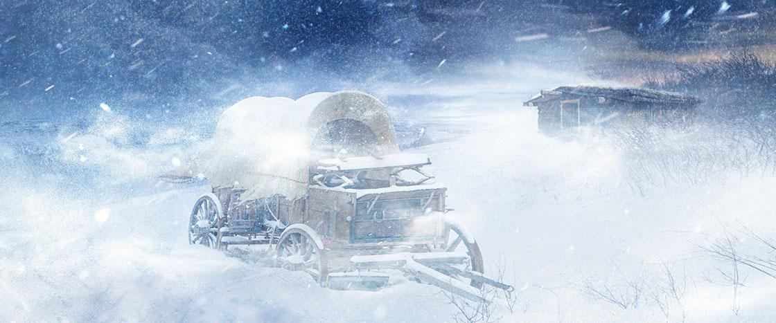 The Children's Blizzard | Narrative Nonfiction | Scholastic