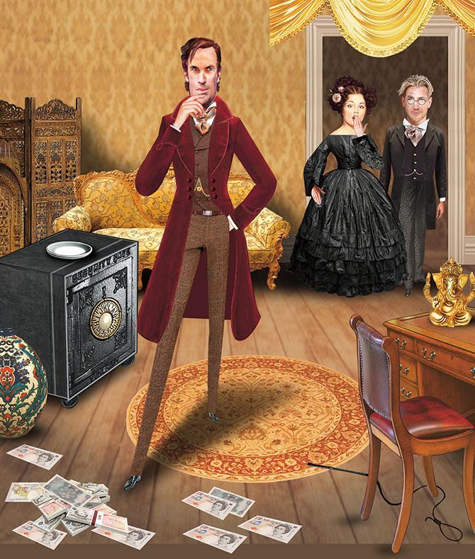 Sherlock Holmes and the Midnight Killer | Reading Fluency