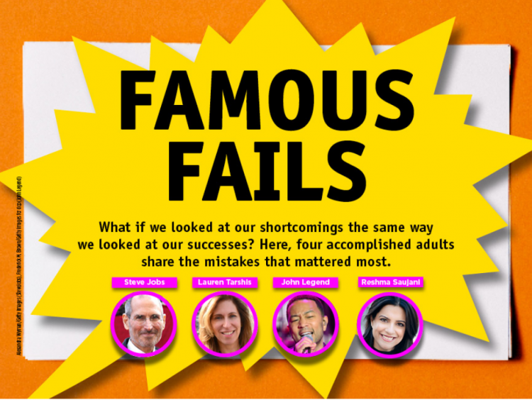 The Value Of Failing >> A Must Read Article On The Value Of Failure And A Bonus Slideshow