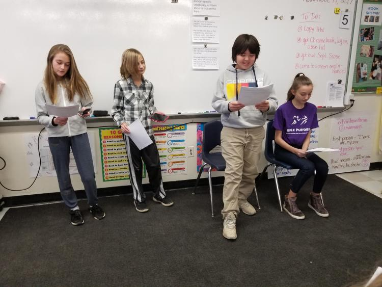 Hold a Debate With Student-Created Skits
